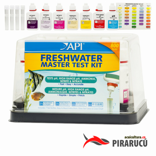 KIT API - FRESH WATER